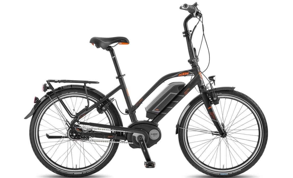ktm macina compact 24 folding e bike bosch powered. Black Bedroom Furniture Sets. Home Design Ideas