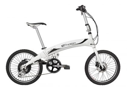 NEO Volt Sport Lite folding electric bike
