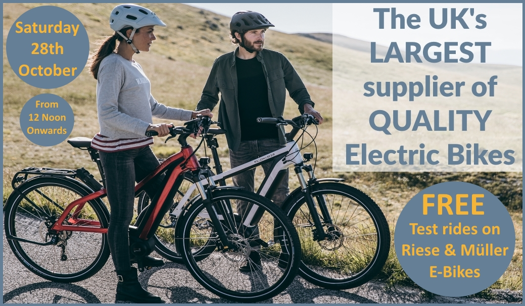 Electric Bike Advert
