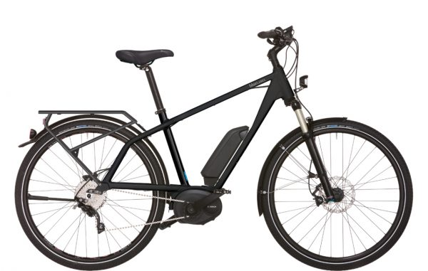 BlueLabel Charger Touring 2015 Electric Bike