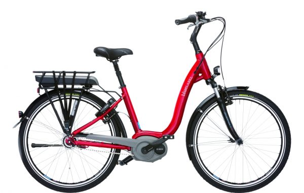 BlueLabel Wave City 2015 Electric Bike