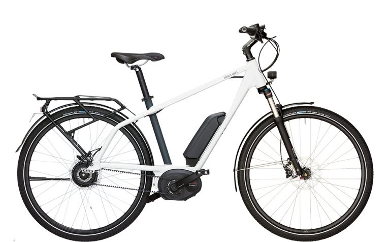Riese Muller Charger NuVinci Electric Bike