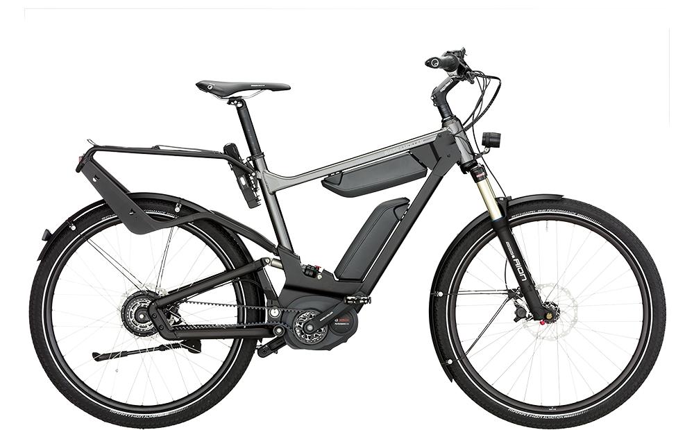 Electric Bike Nuvinci Electric Bike