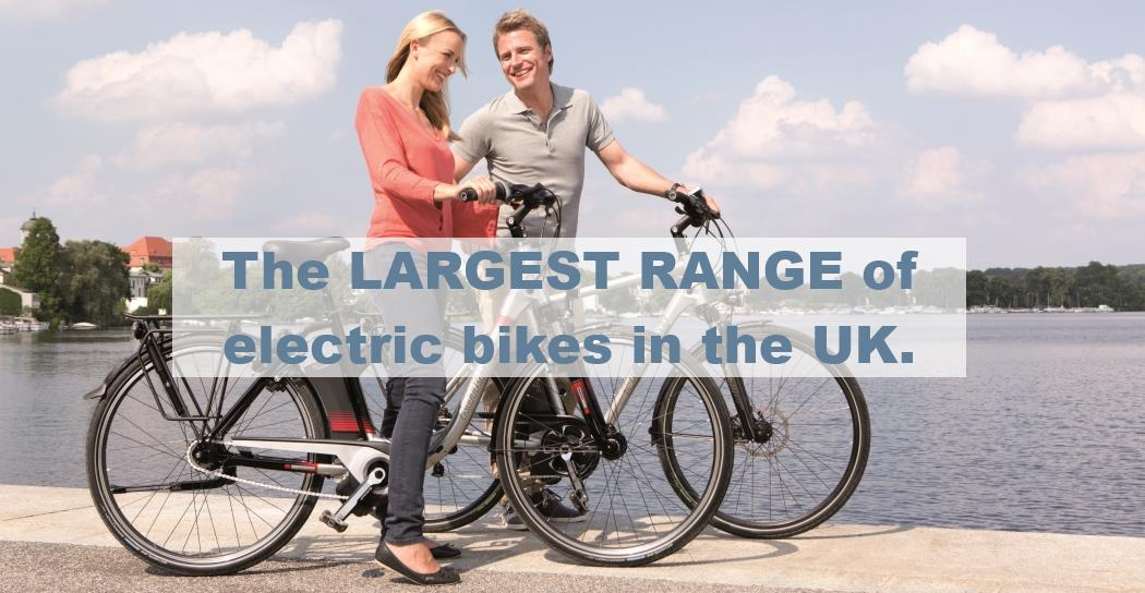 Electric Bike Banner