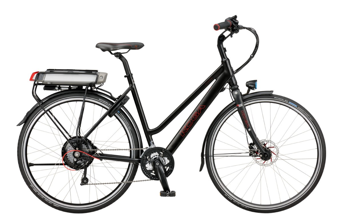 koga e xtension electric bikes onbike ltd. Black Bedroom Furniture Sets. Home Design Ideas