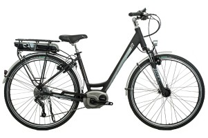Raleigh Motus Step Through electric bike