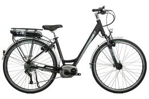 Raleigh Motus Step Through electric bike