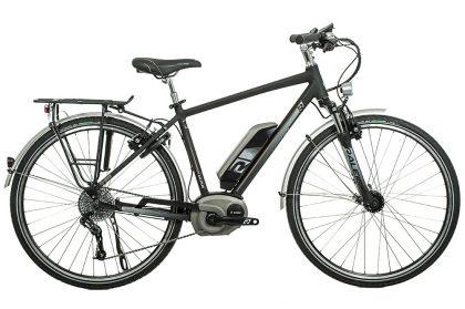 Raleigh Motus Crossbar electric bike