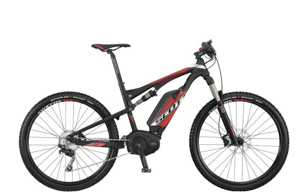 Scott E-Spark 720 electric bike
