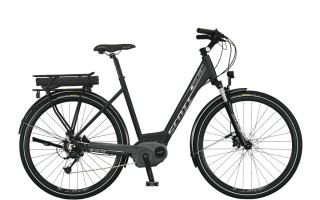 SCOTT E.SUB Tour Unisex electric bike from Scott dealer