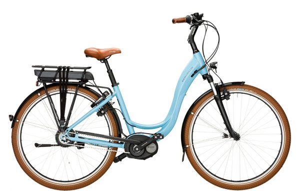 Riese Muller Swing NuVinci Electric Bike