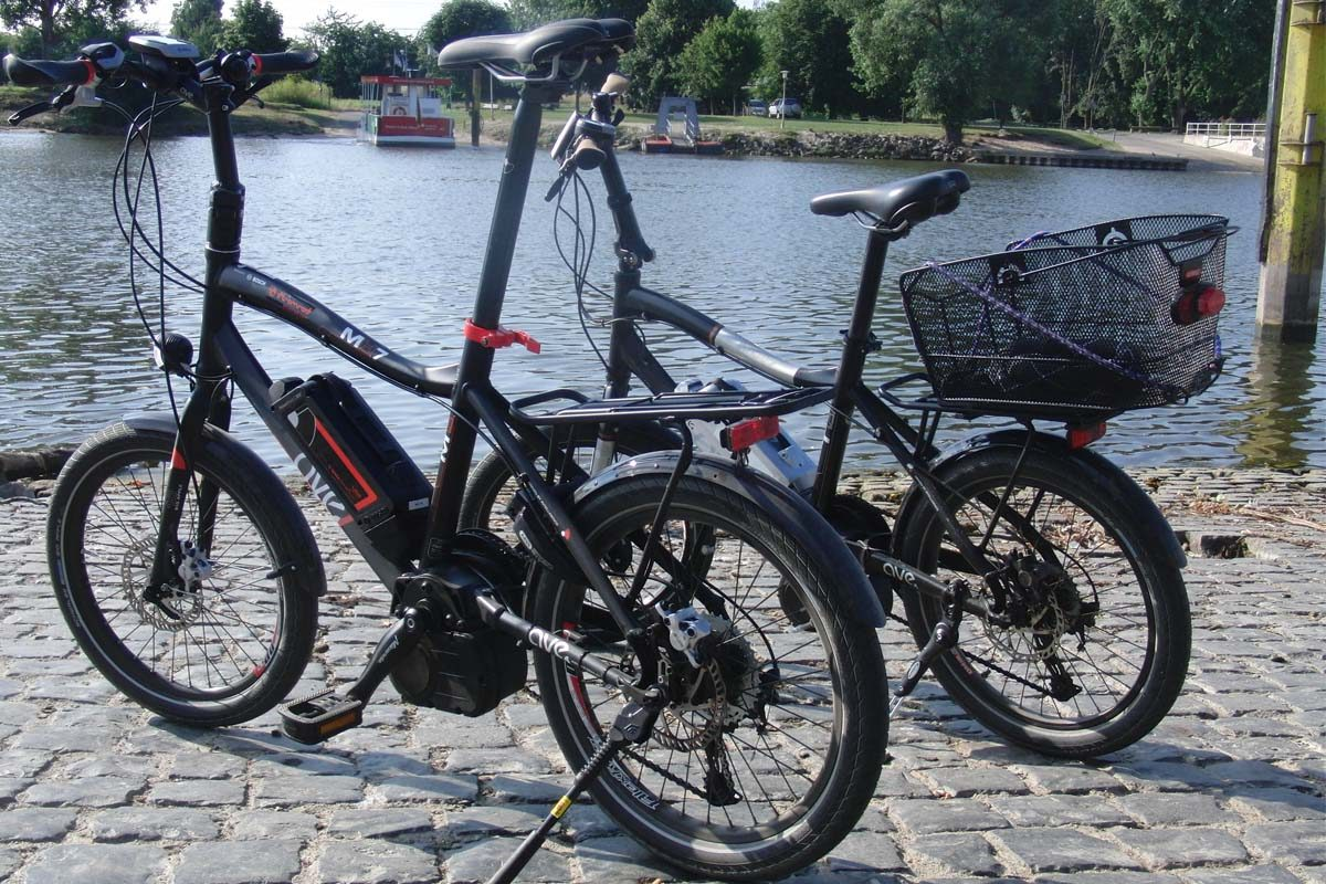AVE MH-7 electric bikes
