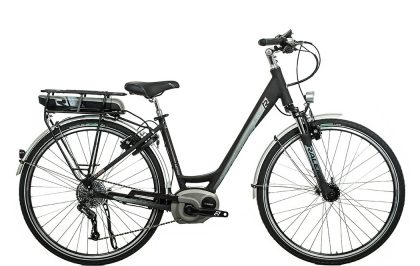 Raleigh Motus Step-Through electric bike