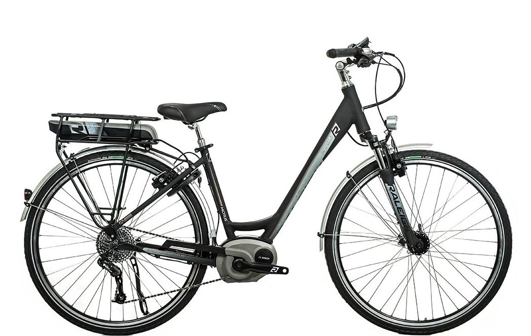 Raleigh Motus Step-Through electric bike