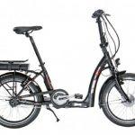 Ansmann Folding Bike