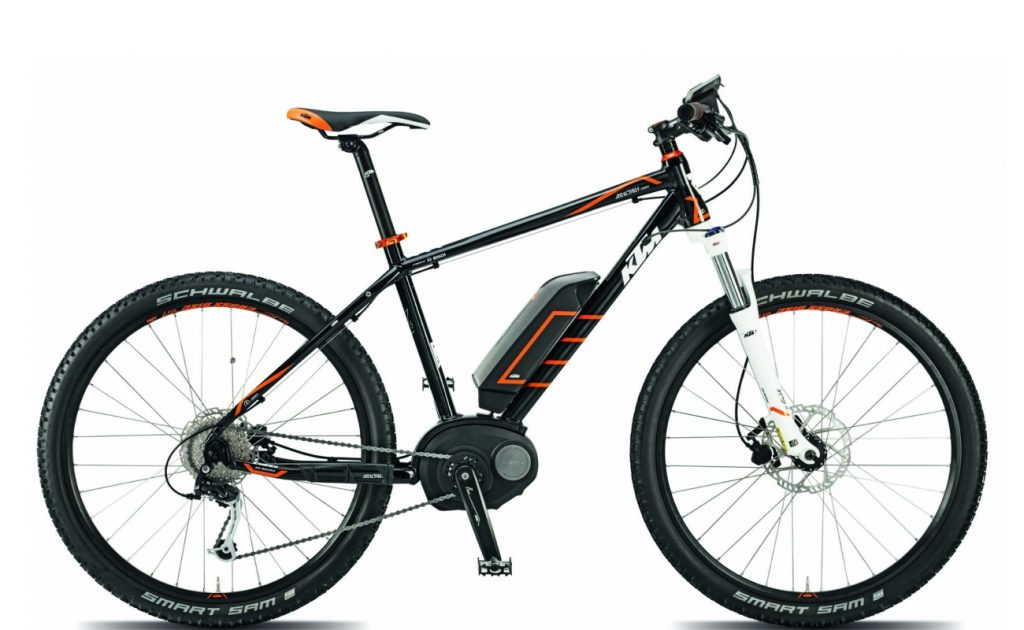 KTM Macina Force 27 Electric Bike