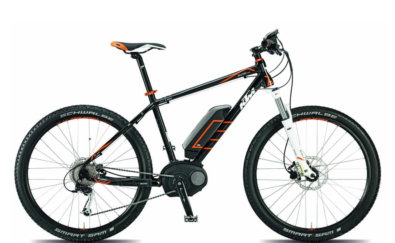 KTM Macina Force 27 | Electric Bikes