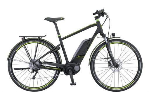 SCOTT E-SUB Tour 10 Men Electric Bike 2016
