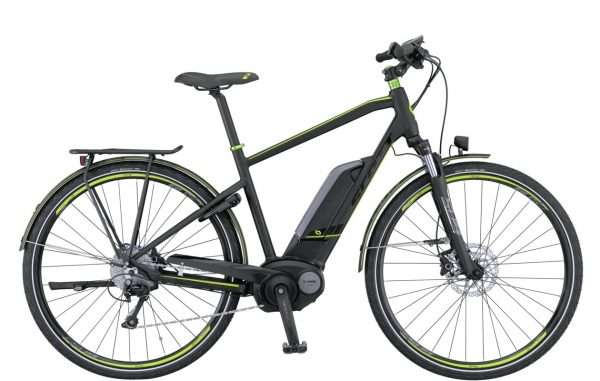 SCOTT E-SUB Tour 10 Men Electric Bike 2016