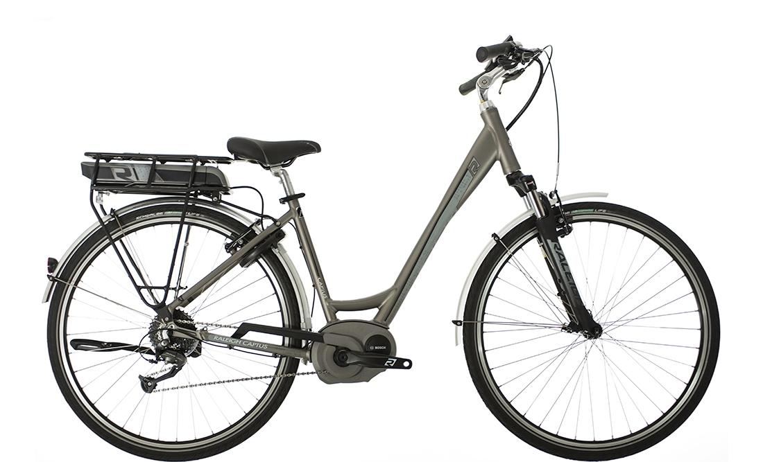 raleigh captus electric bikes onbike ltd. Black Bedroom Furniture Sets. Home Design Ideas