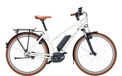 Riese Muller Cruiser Mixte City Electric Bike