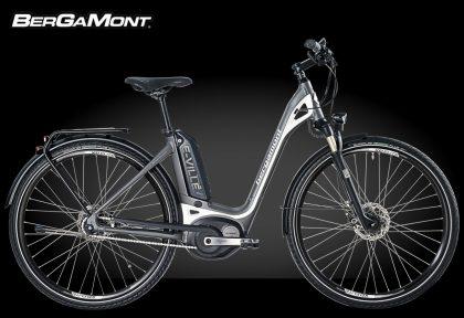 Bergamont Electric Bikes Range