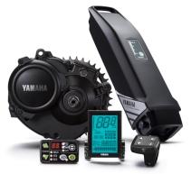 Yamaha eBike System