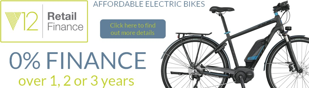 Electric Bike Finance