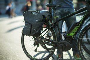 New Electric Bike Range