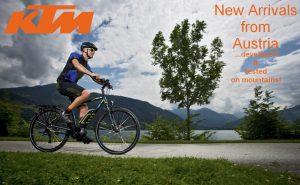 KTM New Arrivals