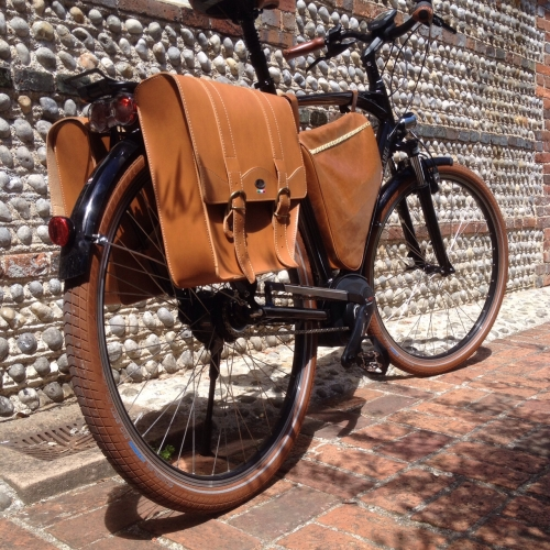 Bluelabel Cruiser Frame Bag