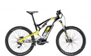 Lapierre Overvolt FS 600 Electric Bike