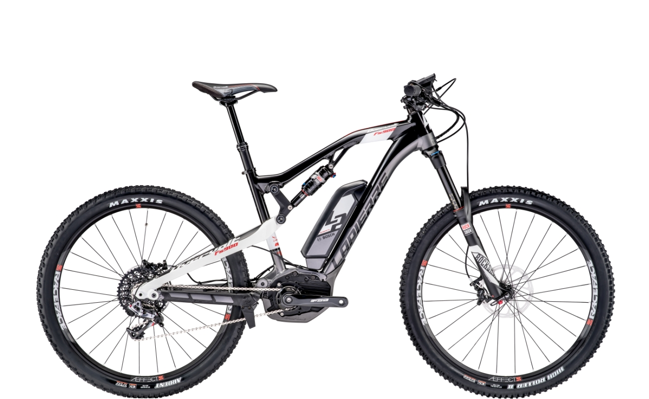 Lapierre Overvolt FS 900 Electric Bike