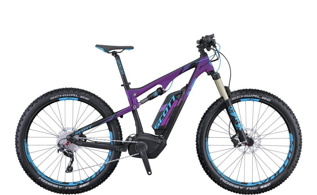 SCOTT E-Contessa Genius 720 Plus Electric Bike