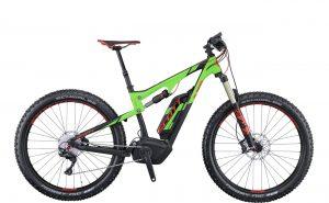 SCOTT E-Genius 710 Plus Electric Bike