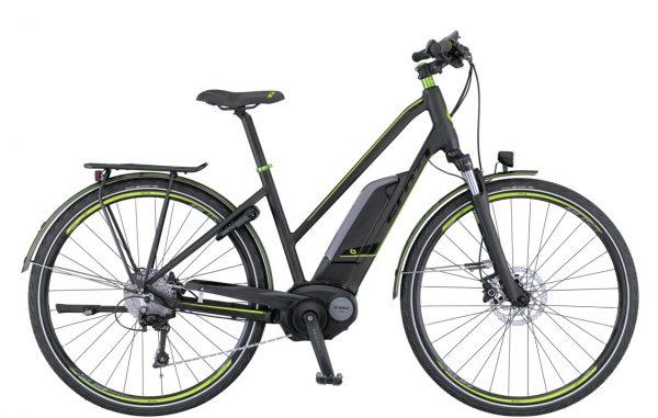 SCOTT E-SUB Tour Lady Electric Bike 2016