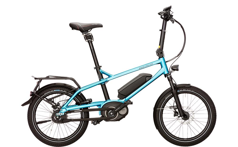 Kết quả hình ảnh cho Riese Muller Tinker City electric folding bike