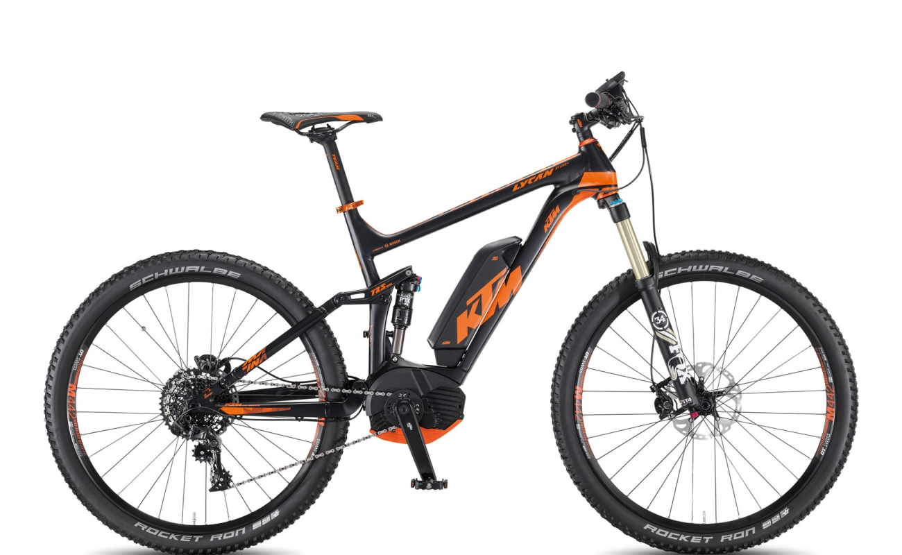KTM Macina LYCAN 27 X1 11 CX5 Plus Electric Bike