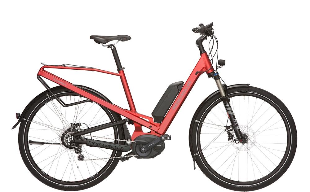 Riese Muller Homage NuVinci Electric Bike