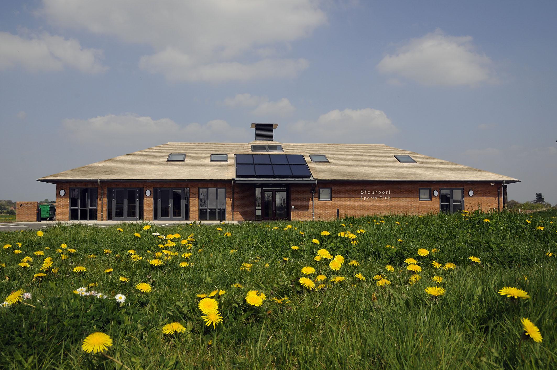 Stourport Sports Club House