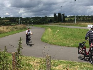 Stourport Cycle Track