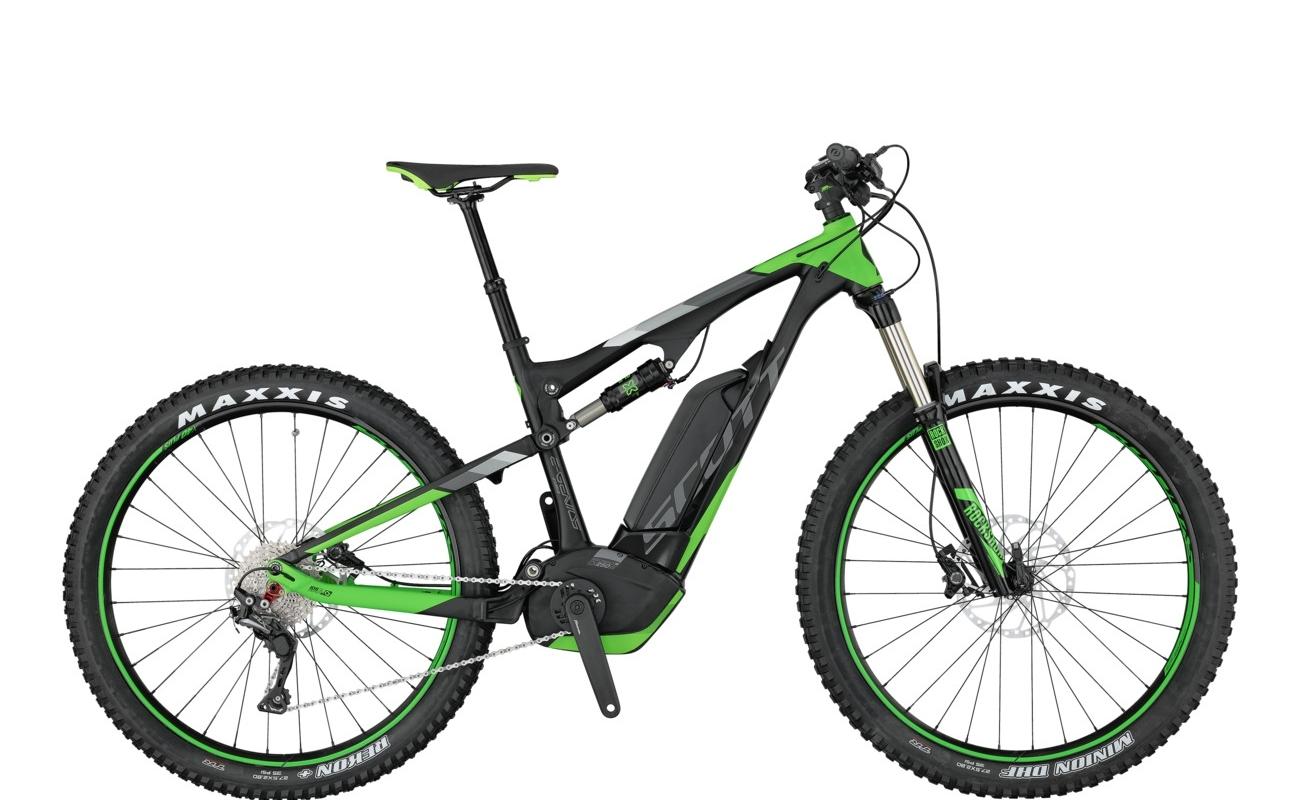 Scott E Genius 730 Plus Electric Bikes Onbike Ltd