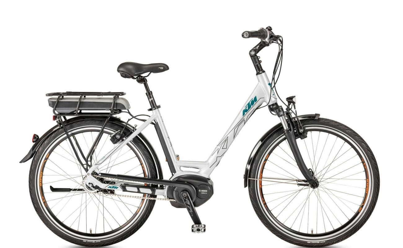 KTM Macina Classic 8 A5 26 Electric Bike