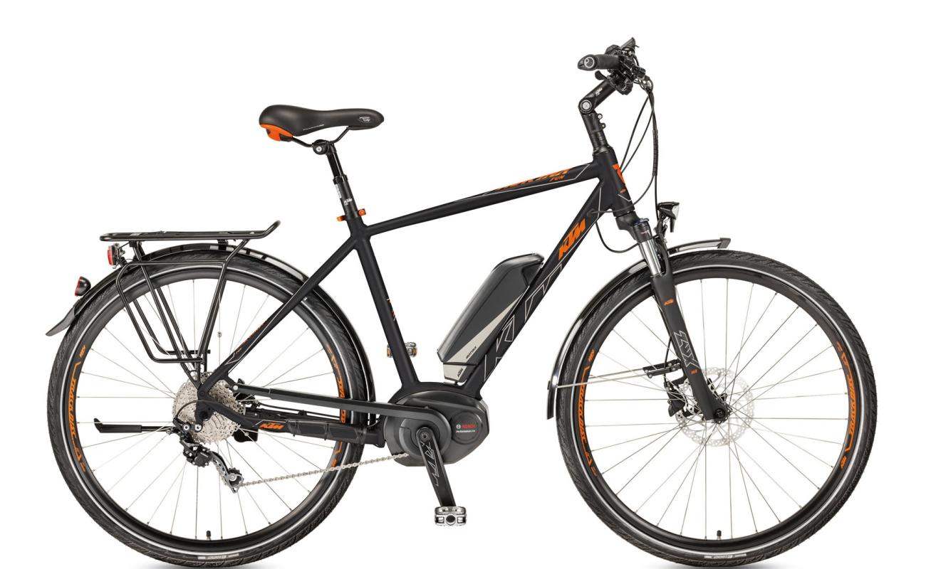 ktm macina fun 10 p5 electric bikes onbike ltd. Black Bedroom Furniture Sets. Home Design Ideas