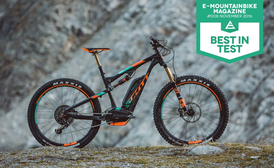 best emtb scott e genius 700 tuned emtb onbike. Black Bedroom Furniture Sets. Home Design Ideas
