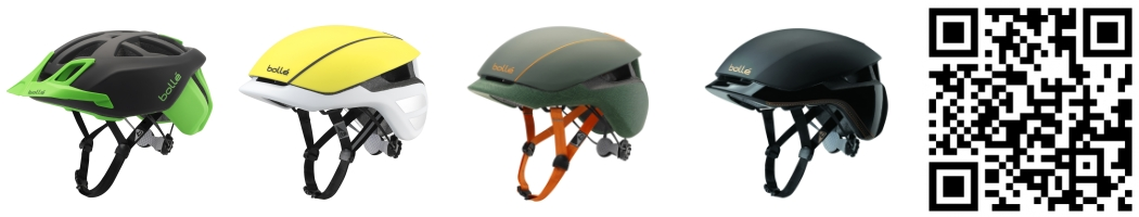 Bolle Cycling Helmets