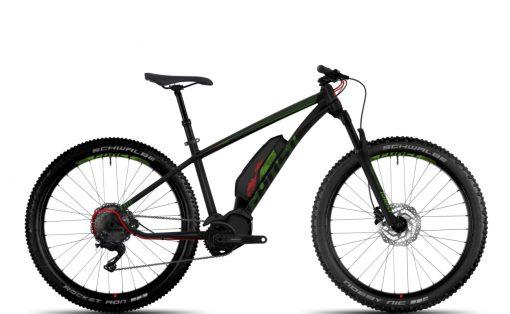 GHOST Hybride Kato 6 AL Electric Mountain Bike