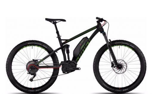 GHOST Hybride Kato FS 6 AL Electric Mountain Bike