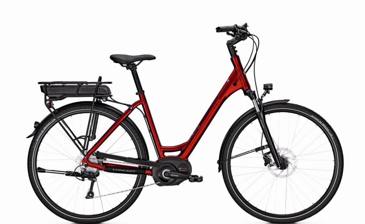 Kalkhoff Electric Bikes
