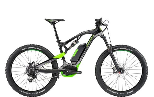 Lapierre Overvolt AM 500 Plus Electric Mountain Bike